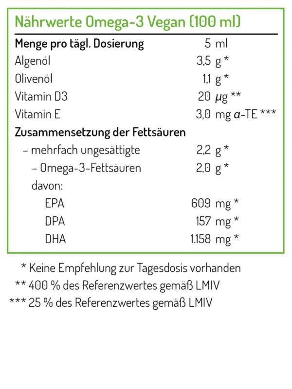 Omega-3 Vegan 5