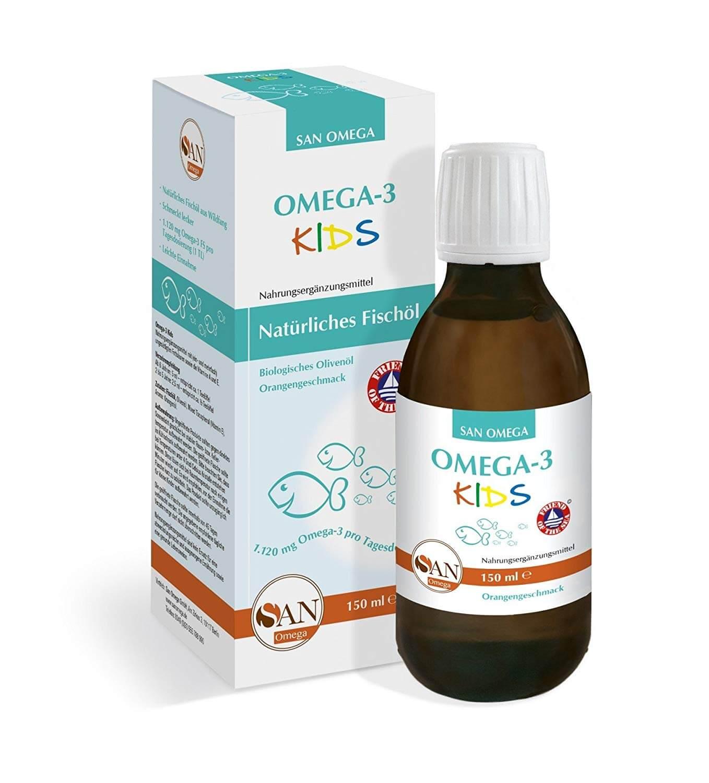 Omega-3 KIDS oil