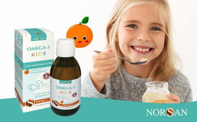 Omega-3 KIDS oil 1