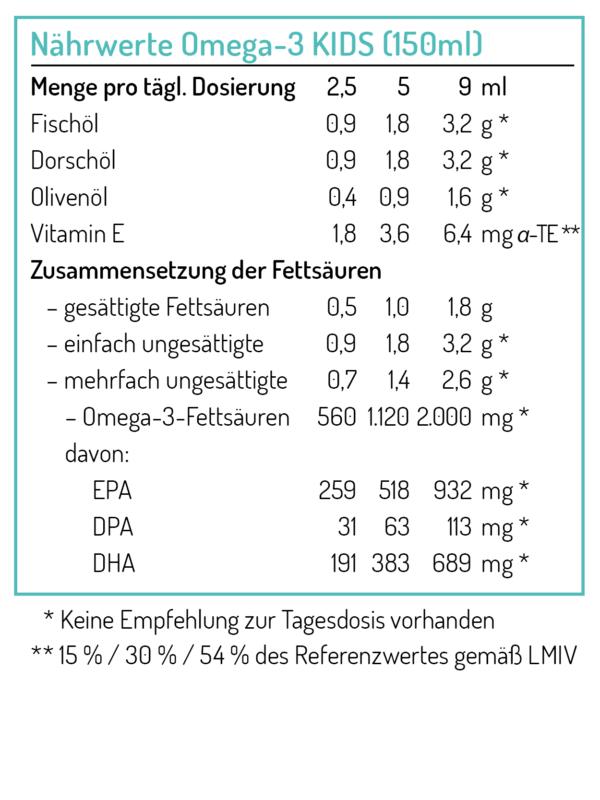 Omega-3 KIDS oil 2